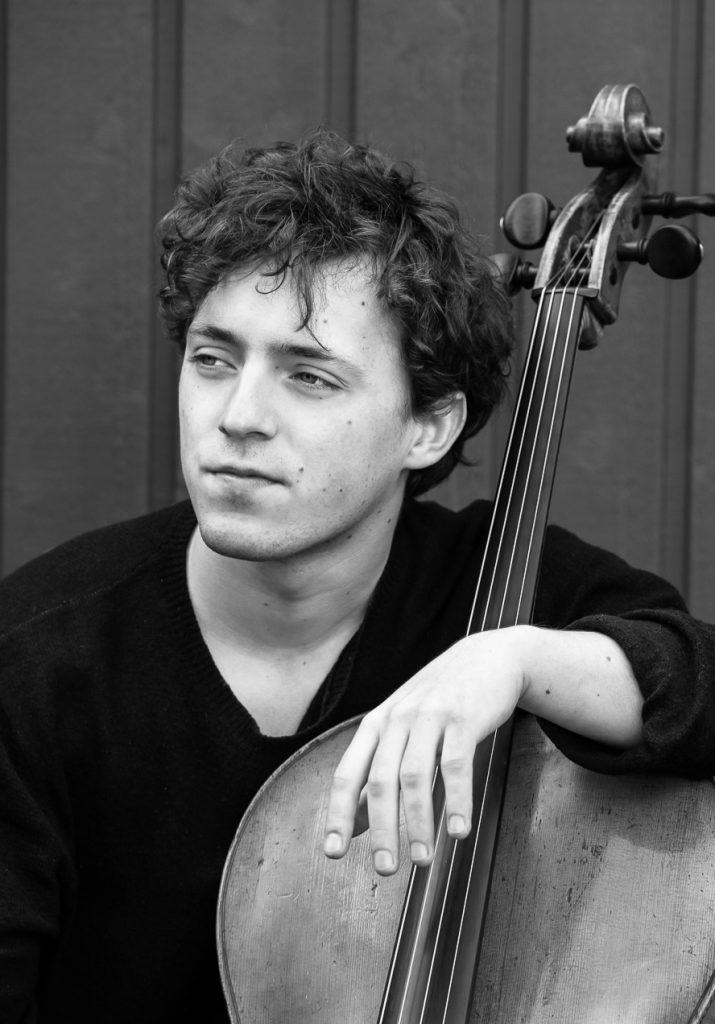 03 Cellist Pieter de Koe, © Marije van den Berg